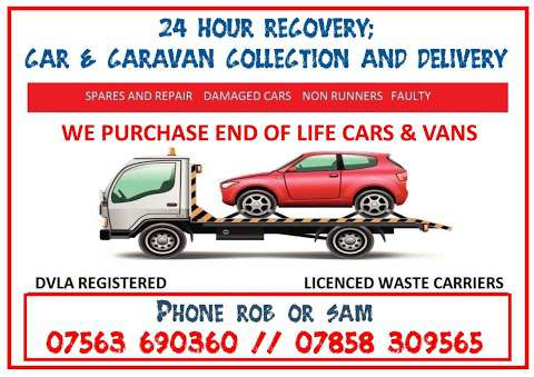 Rob & Sams Scrap Metal Collection